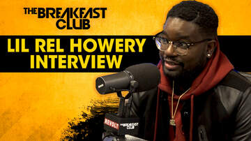 The Breakfast Club - Lil Rel Howery Talks 'Birdbox' Success, Katt Williams, Stand-Up + More