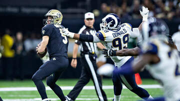 Sports Desk - NFC Championship Game Preview: Rams vs. Saints