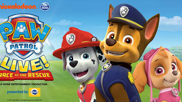 None - PAW Patrol Live! Race to the Rescue