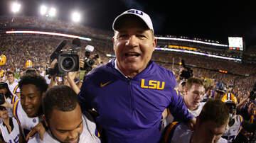Louisiana Sports - Les Miles Lists Baton Rouge Home