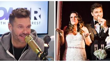 Ryan Seacrest - Sisanie Celebrates Wedding Anniversary, Tests Her Husband On Vows He Took
