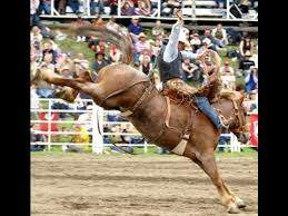 Leuck & Howe Morning Show - Rodeo This Weekend!!