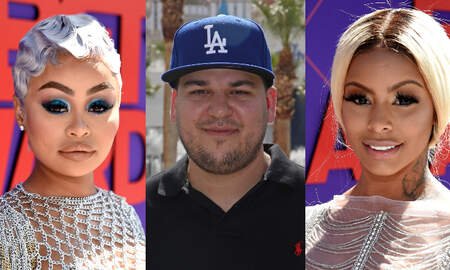 Trending - Blac Chyna & Alexis Skyy's Fight Was Reportedly Over Rob Kardashian