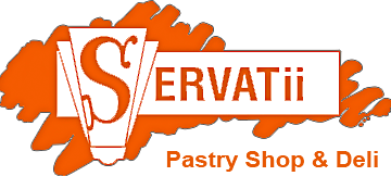 Brian Recommends - Brian Recommends: Servatii's Pastry Shop