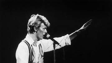 Carter Alan - BBC Crowns Bowie As Century's Greatest