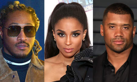 Entertainment News - Future Blasts Ex Ciara's Husband: 'He Do Exactly What She Tell Him To Do'