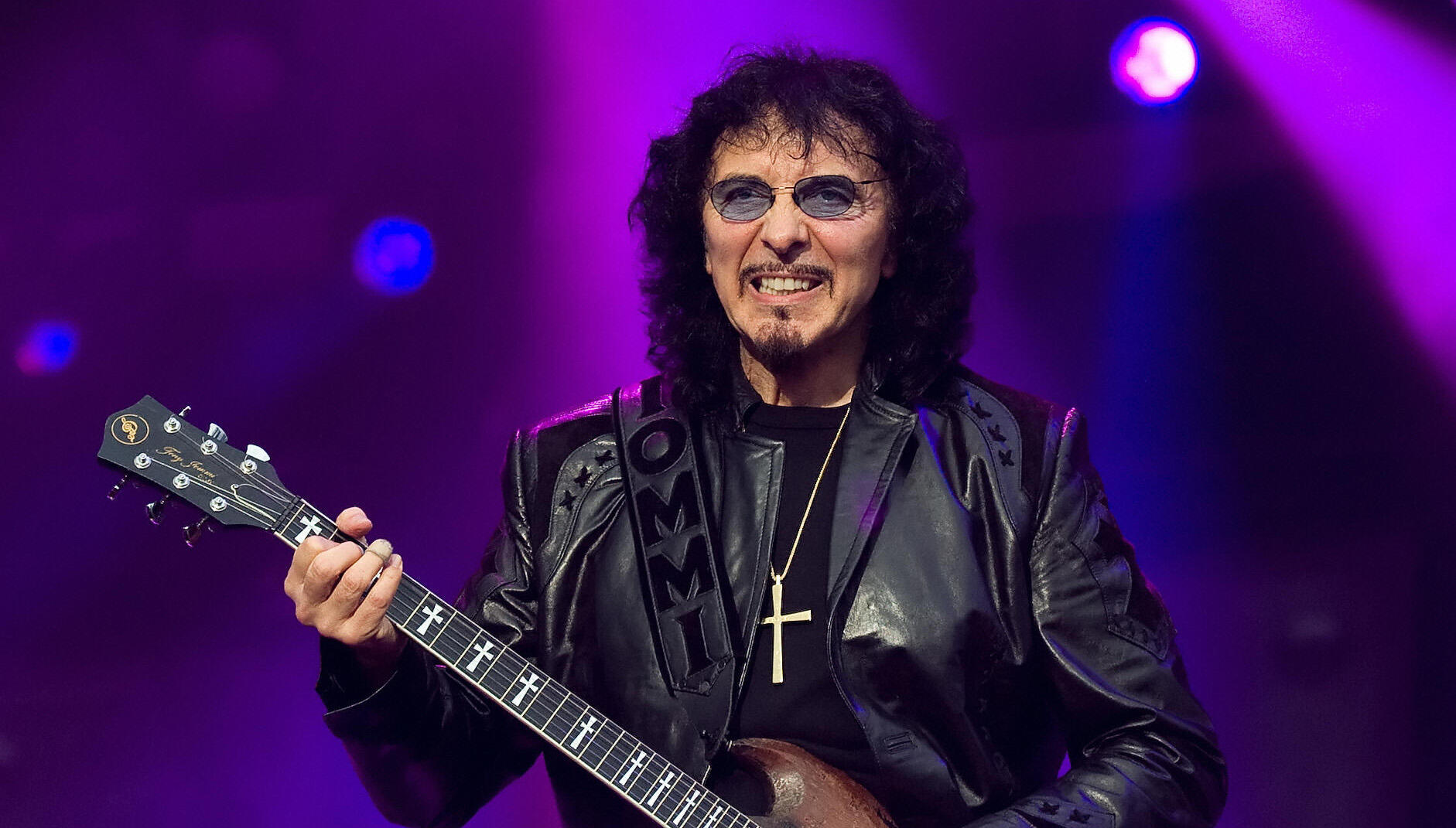 Tony Iommi Names His Favorite Guitar Riffs of All Time