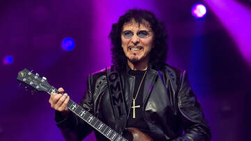 Maria Milito - Tony Iommi Names His Favorite Guitar Riffs of All Time