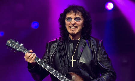 Rock News - Tony Iommi Names His Favorite Guitar Riffs of All Time