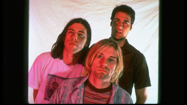 Dave Grohl Reveals What Band Inspired Nirvana's 'Smells Like Team Spirit'