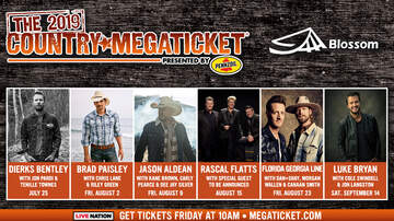 None - 2019 Country Megaticket