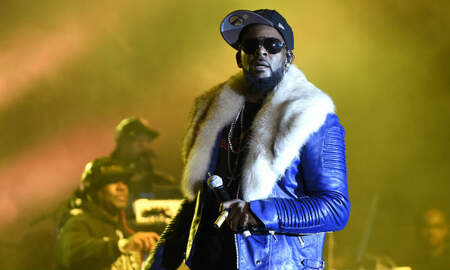 Entertainment - R. Kelly Puts His Request To Travel Abroad For Shows On Hold