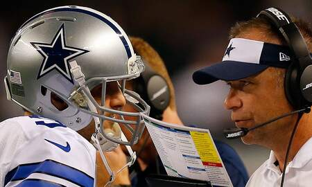 Sports Desk - Dallas Cowboys part ways with Offensive Coordinator Scott Linehan