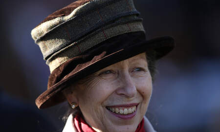 Trending - Princess Anne Savagely Shuts Down Reporter Asking About Prince Philip