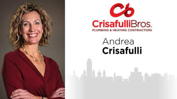 Spotlight on Capital Region Business - LISTEN: Andrea Crisafulli President Crisafulli Bros.