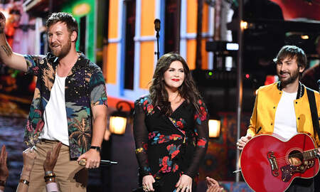 CMT Cody Alan - Lady Antebellum Share Secrets To Solving Travel Mishaps