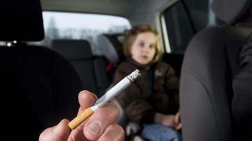 National News - Smoking With A Kid In Your Car Could Get You A $1,000 Fine