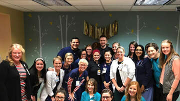 Local News - Justin Timberlake visits Methodist Children's Hospital patients