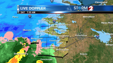 Mix Morning Show! - High impact winter storm arrives in the Miami Valley
