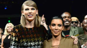 Music News - Kim Kardashian Makes Peace With Taylor Swift, Jams Out To Her Music