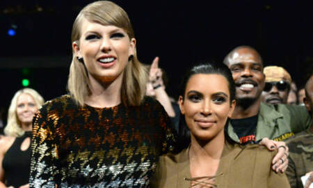 Trending - Kim Kardashian Makes Peace With Taylor Swift, Jams Out To Her Music