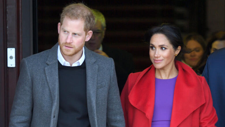Prince Harry & Meghan Markle Giving Up Vacation Home Due To Security Risks: Report
