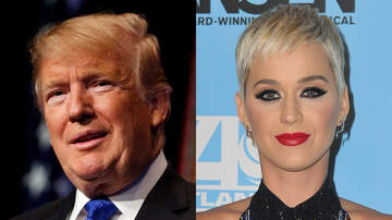 Music News - Donald Trump 'Likes' Old Tweet About Katy Perry