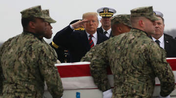 The Joe Pags Show - Trump Pays Respects To Four Americans Killed In Syria