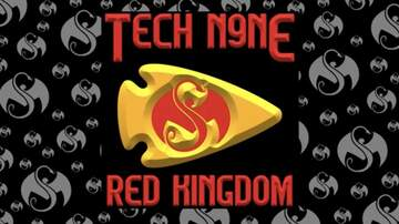 """Michelle Buckles - Tech N9ne Releases New Song, """"Red Kingdom"""" Just In Time For Game"""