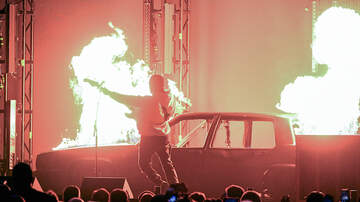 Entertainment News - twenty one pilots Torch Car on Stage at 2019 iHeartRadio ALTer EGO