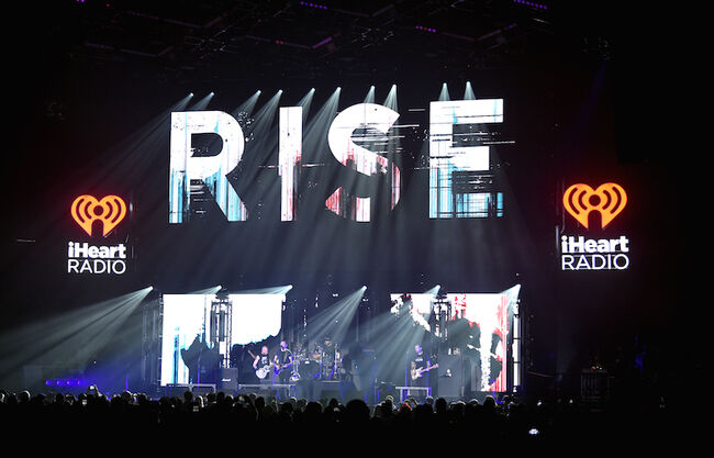 Rise Against 2019 iHeartRadio ALTer EGO
