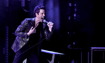 Trending - The Killers Kick It Into High Gear at iHeartRadio's ALTer EGO
