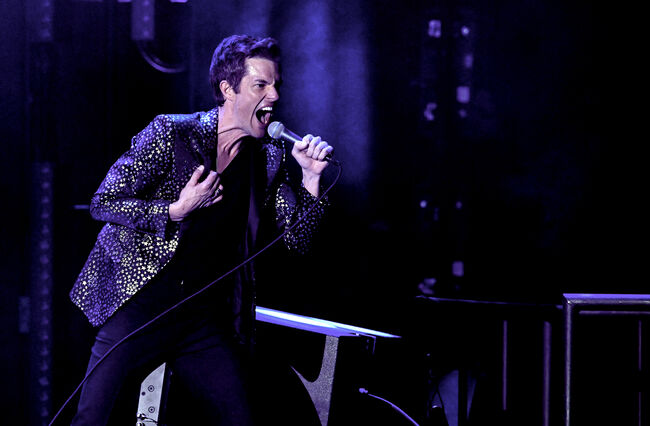 The Killers Kick It Into High Gear at iHeartRadio's ALTer EGO