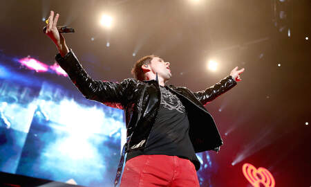 Trending - Muse Leads Uprising, Closes Out iHeartRadio ALTer EGO with Epic Set