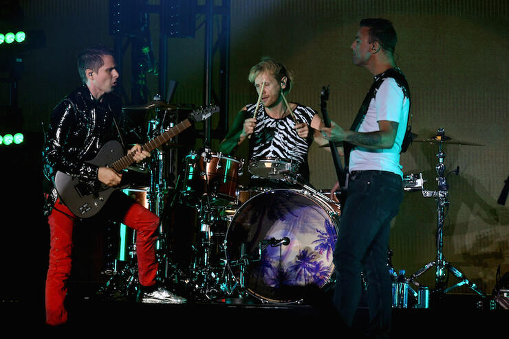 Muse 2019 iHeartRadio ALTer EGO