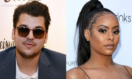 Trending - Rob Kardashian's New Flame Alexis Skyy Defends Relationship: 'I Love Rob'