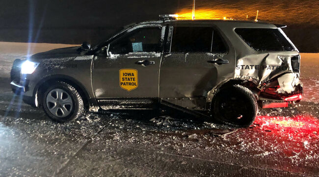 Photo Iowa State Patrol
