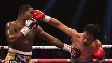 Cuzzin Dre - Adrien Broner Loses to Manny Pacquiao by Unanimous Decision in Las Vegas!