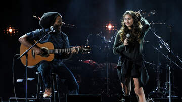Frank Bell - Chris Cornell's Daughter Toni and Ziggy Marley Redemption Song