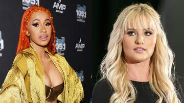 Honey German - Cardi B Drags Tomi Lahren: 'Leave Me Alone I Will Dog Walk You'