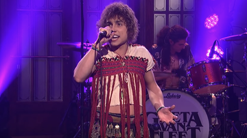 Music News - Greta Van Fleet Make 'Saturday Night Live' Debut