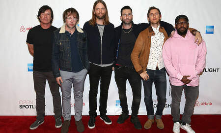 Trending - Maroon 5 Defend Decision to Play Super Bowl Amid Backlash