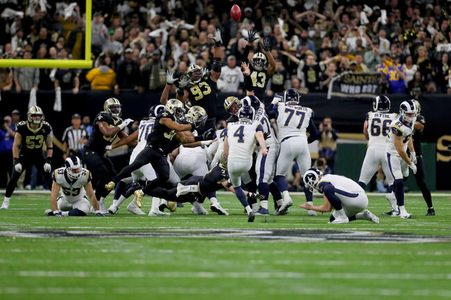 Rams beat Saints