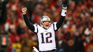 Sports Desk - Patriots Advance To Super Bowl With Win Over Chiefs