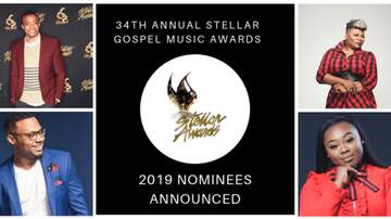 Frederick Hand  - Nominees for 34th Annual Stellar Gospel Music Awards Announced