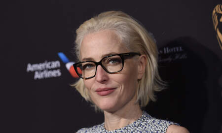 Entertainment News - Gillian Anderson To Play Margaret Thatcher In The Crown's 4th Season
