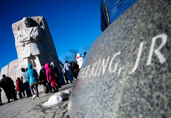 Dr. Martin Luther King, Jr. Memorial