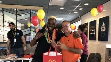 Photos - McDonalds Lockhart Grand Re-Opening Jan 2019