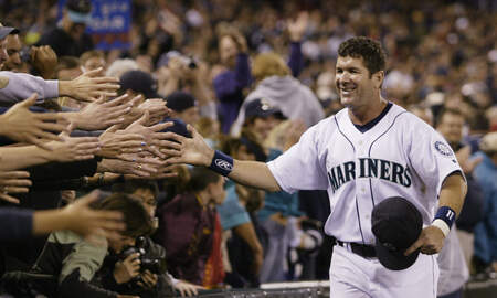 Lee Callahan - There's Something Unique About Edgar Martinez