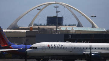 Local News - LAX Security Wait Times Unaffected By Government Shutdown, TSA Absences
